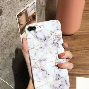 🎈NEW🎈marble print iphone 6/ iphone 7 case